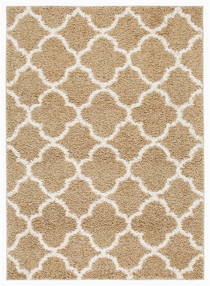 home dynamix nicole miller synergy elm area rug 5 2x7 2 trellis beige white prvw vr