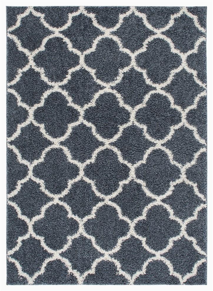 home dynamix nicole miller synergy elm area rug 5 2x7 2 trellis blue white prvw vr