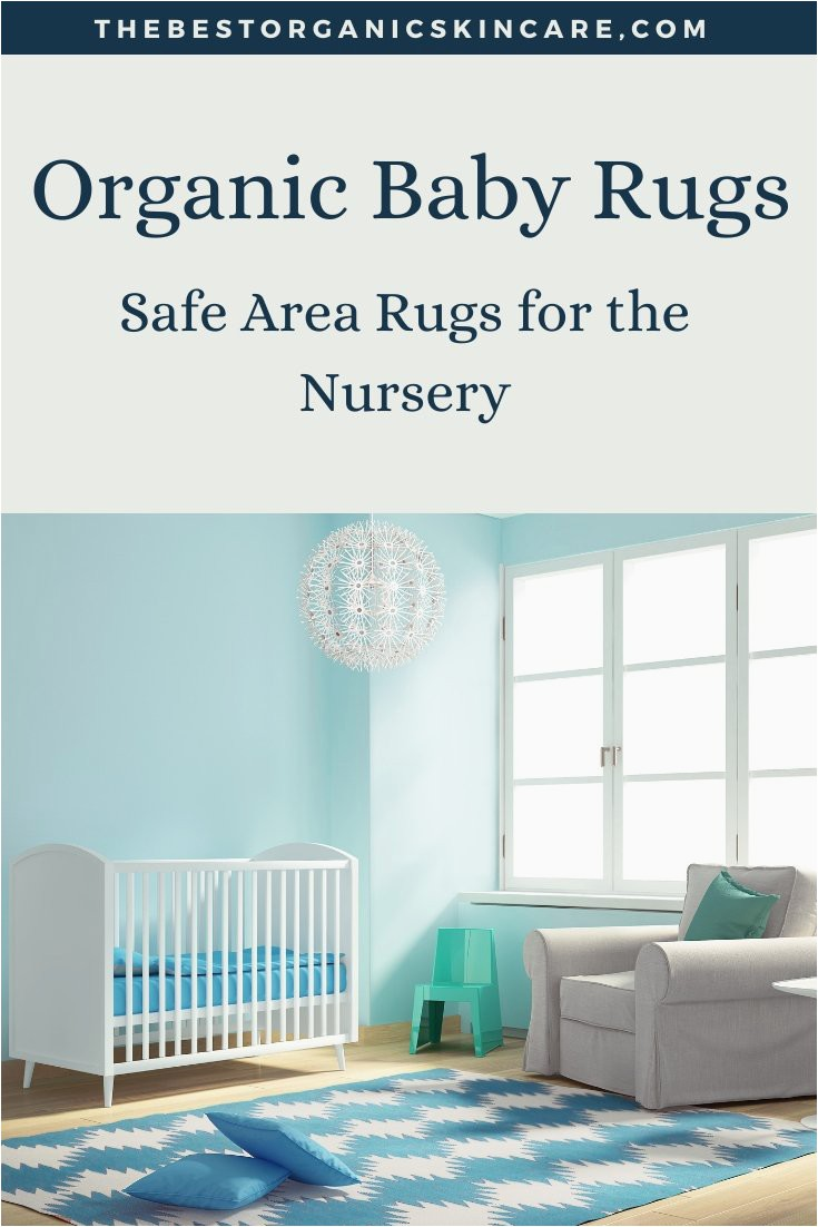 Non toxic Cotton area Rugs organic Baby Rugs – Safe area Rugs for the Nursery
