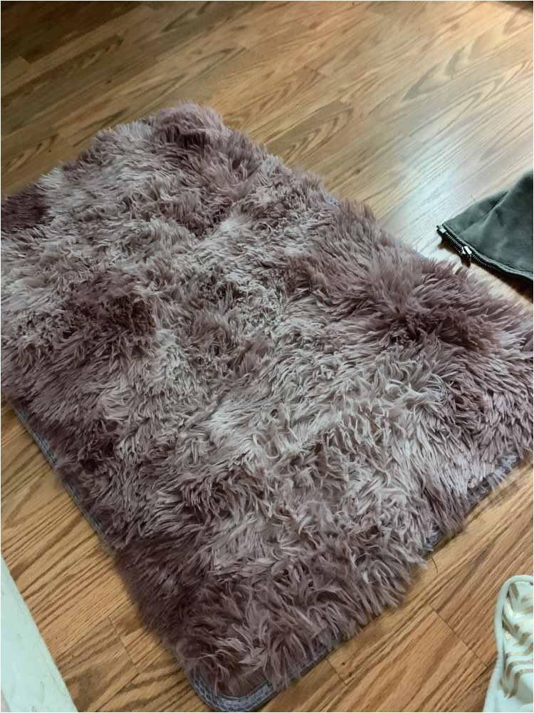 Solid Color Carpet Mat Ultra Modern Soft Area Rugs Shaggy Nursery Rug Home Room Plush Carpet q50