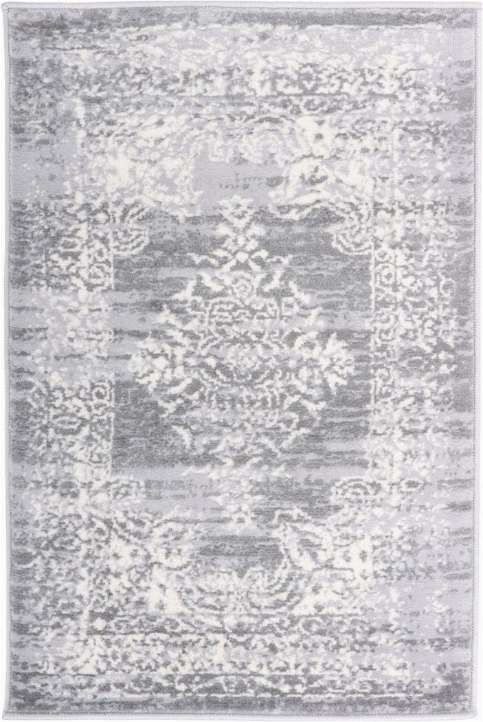 harveer gray 2 x 3 rug image item