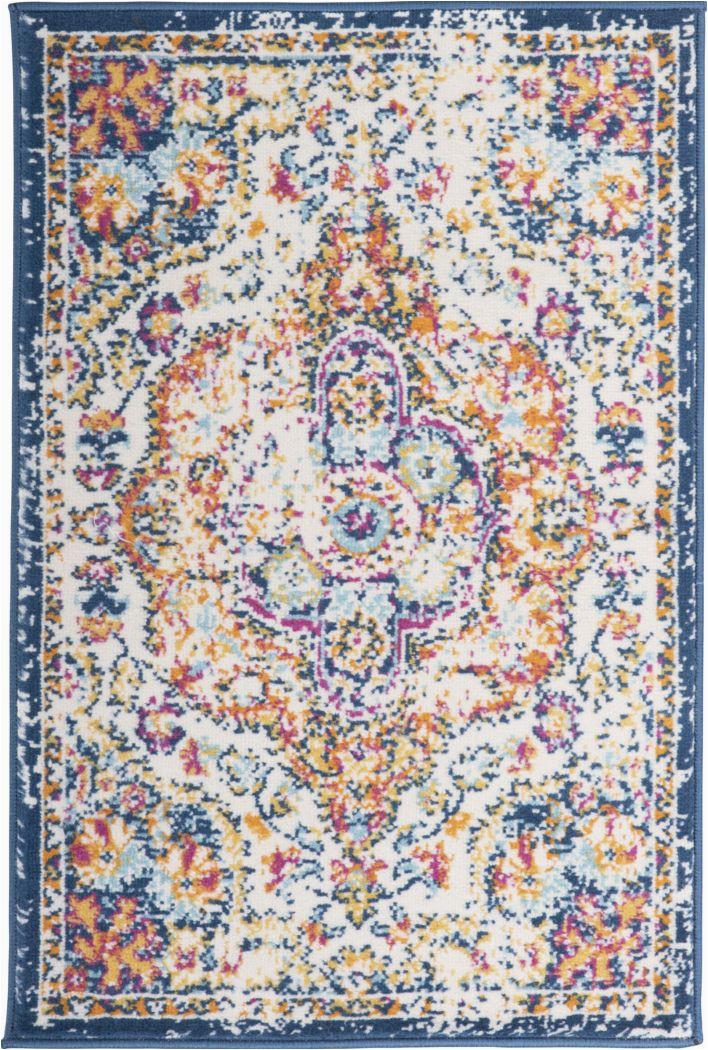 jeman blue 2 x 3 rug image item