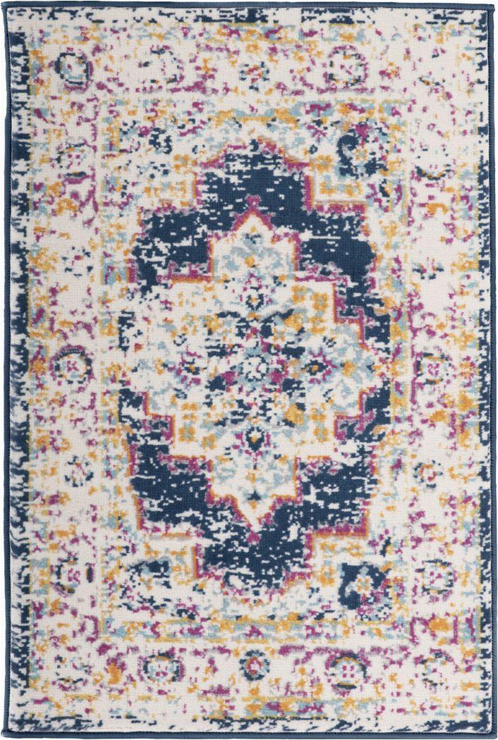 glor blue 2 x 3 rug image item