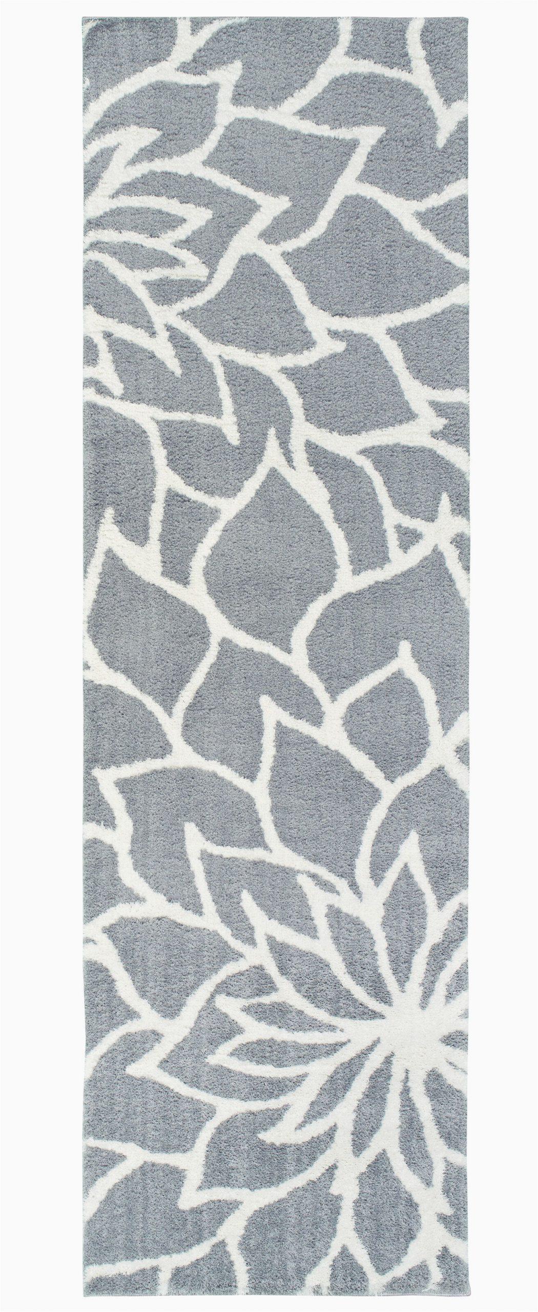 verona power loom gray rug