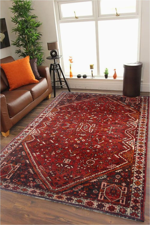 open afghani red vintage antique carpet decor vintage rug rugs and beyond
