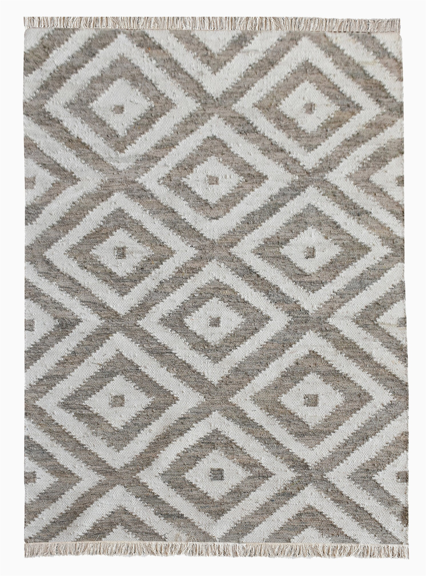 oz hand tufted beige area rug