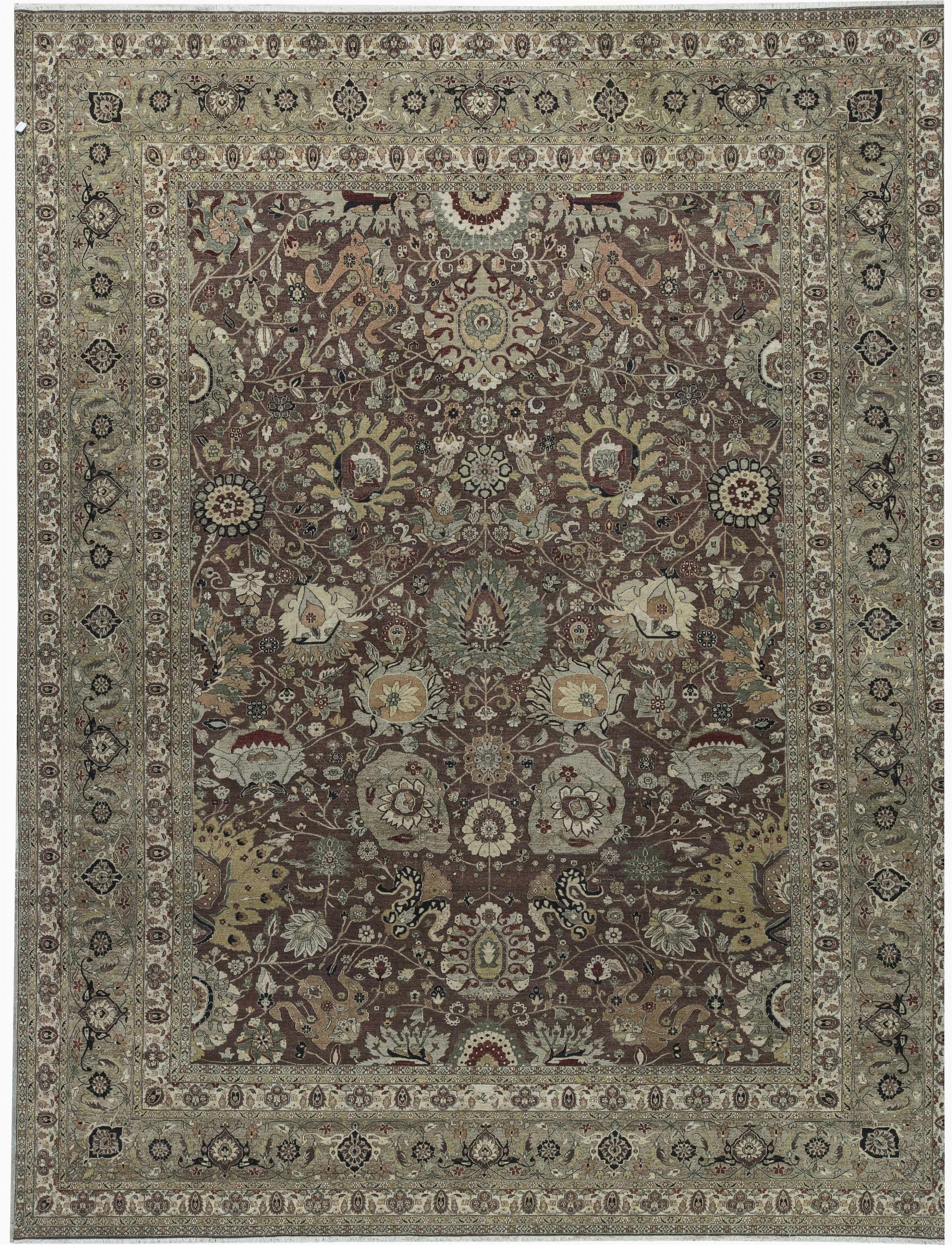 bokara rug co inc one of a kind hand knotted redgray 1210 x 1610 wool area rug abhd2483