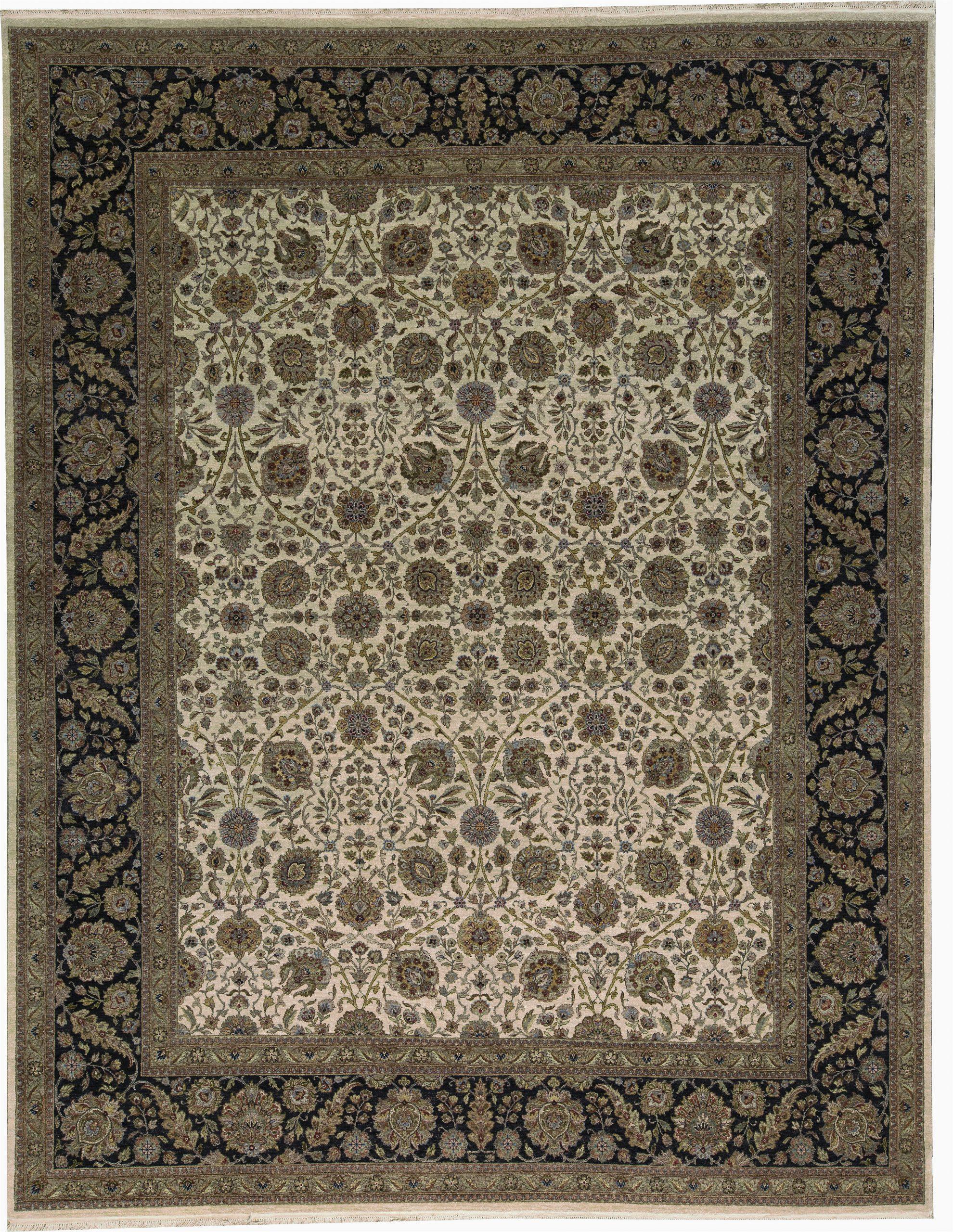 bokara rug co inc one of a kind mountain king handwoven 1111 x 155 wool brown area rug abhd2346