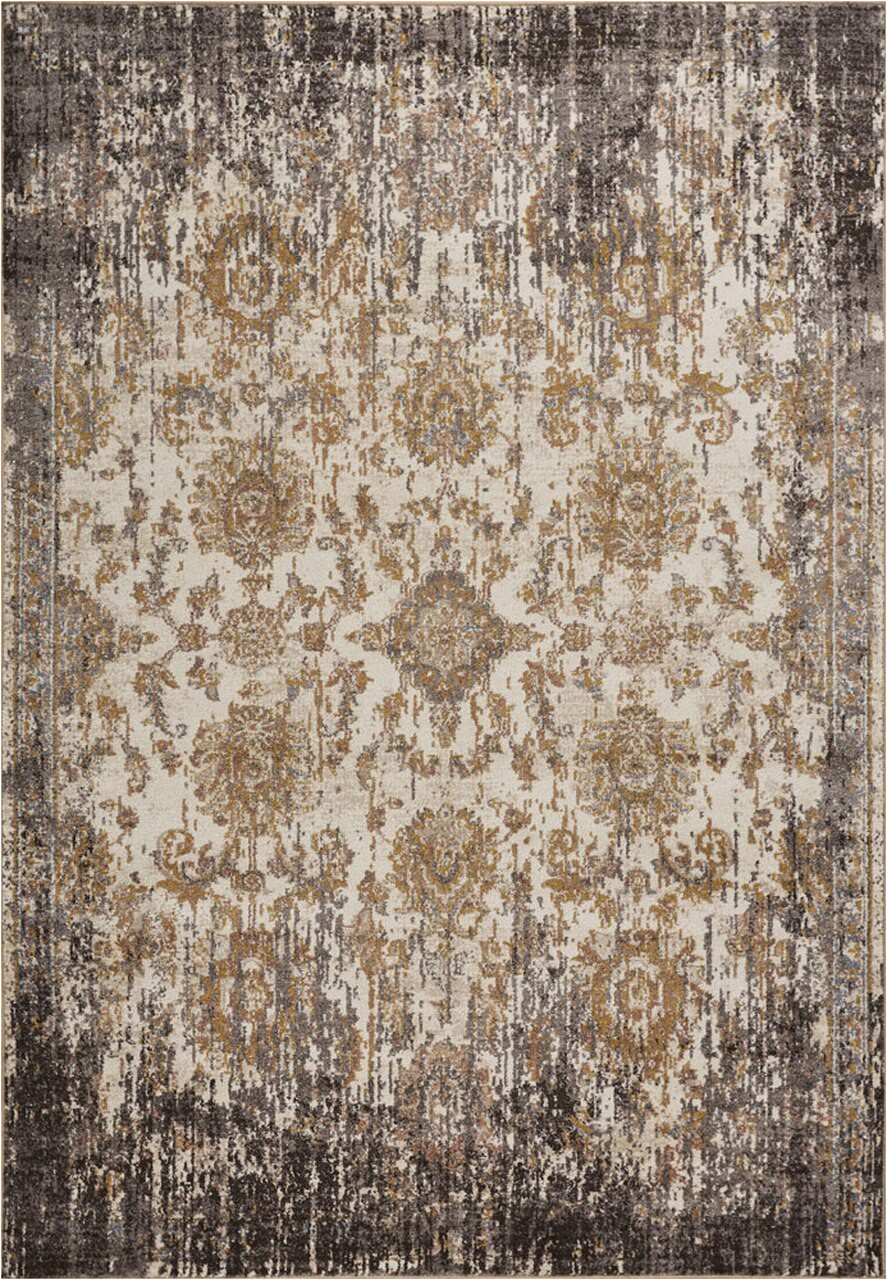 manor 6316 ivory taupe empire 9x 12 area rugs
