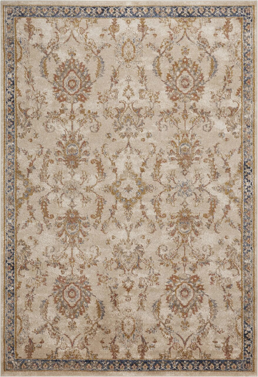 manor 6354 ivory morrison 9x 12 area rugs