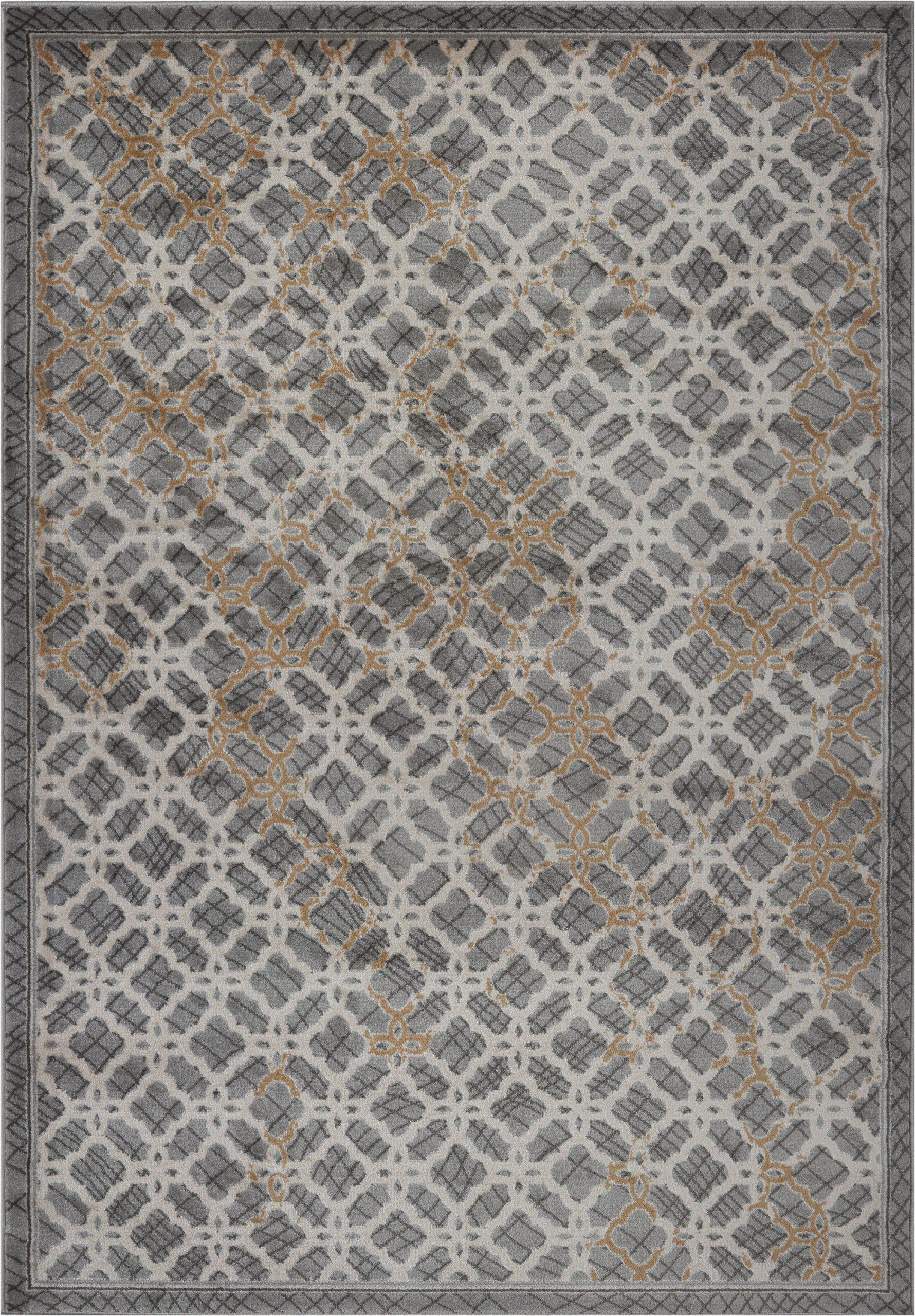 la dole rugs modern area rug 5 x 7 grey