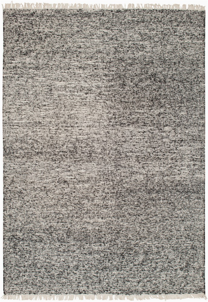 surya rex texture area rug 10 ft x 14 ft rectangular black