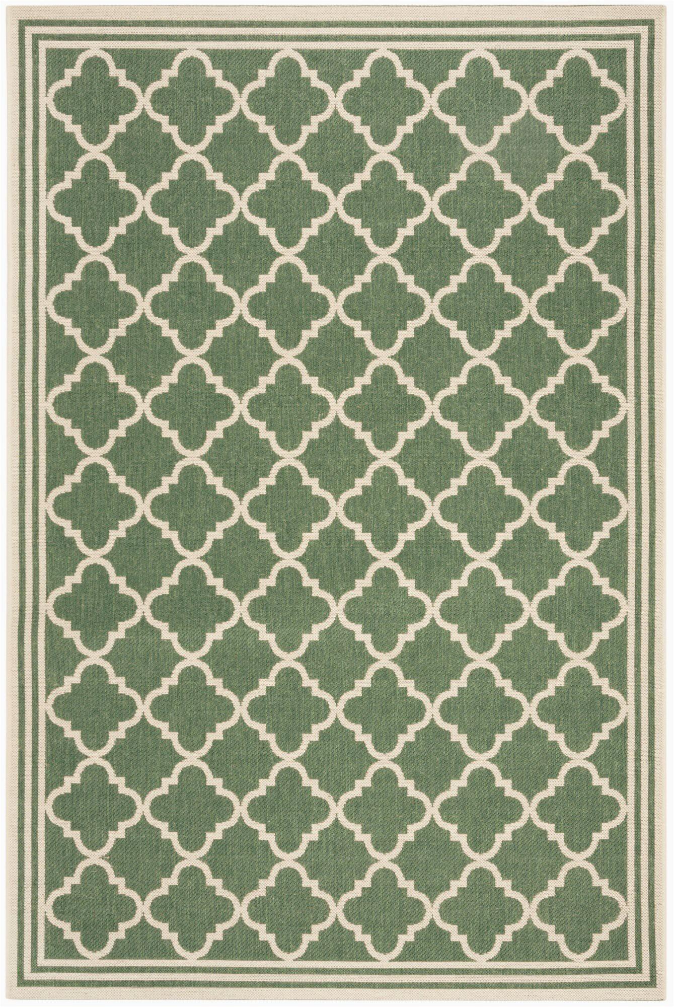berardi greencream area rug