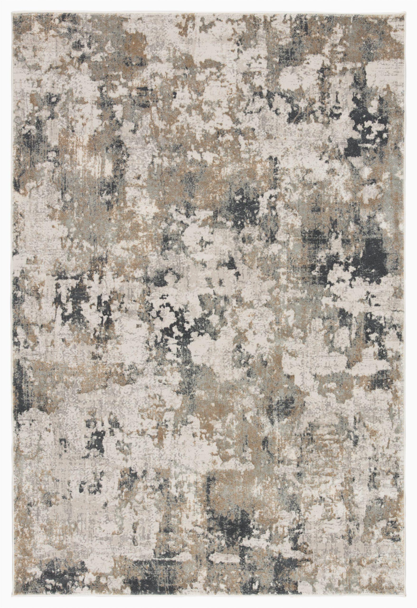 benson gray area rug