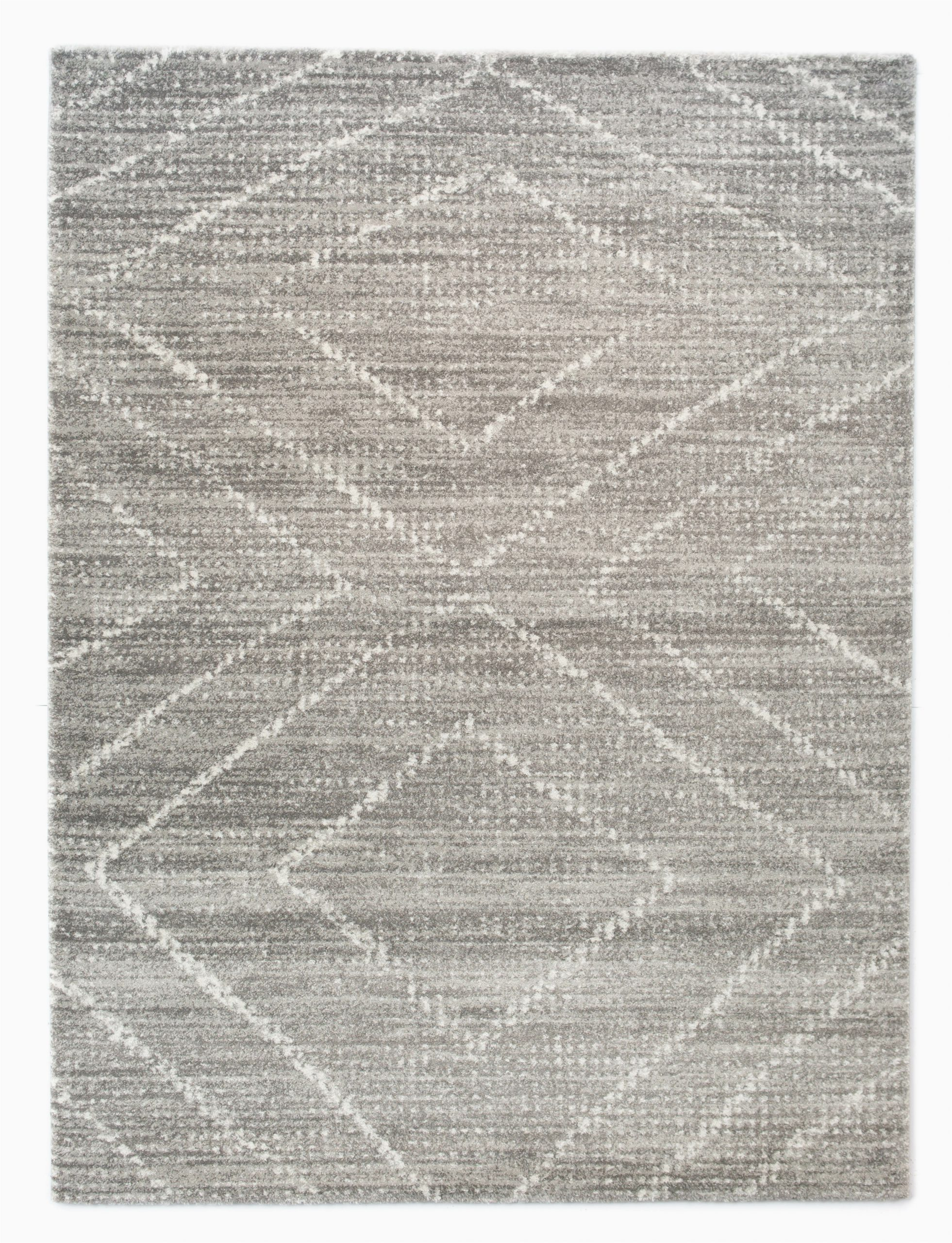 hamlett geometric gray area rug