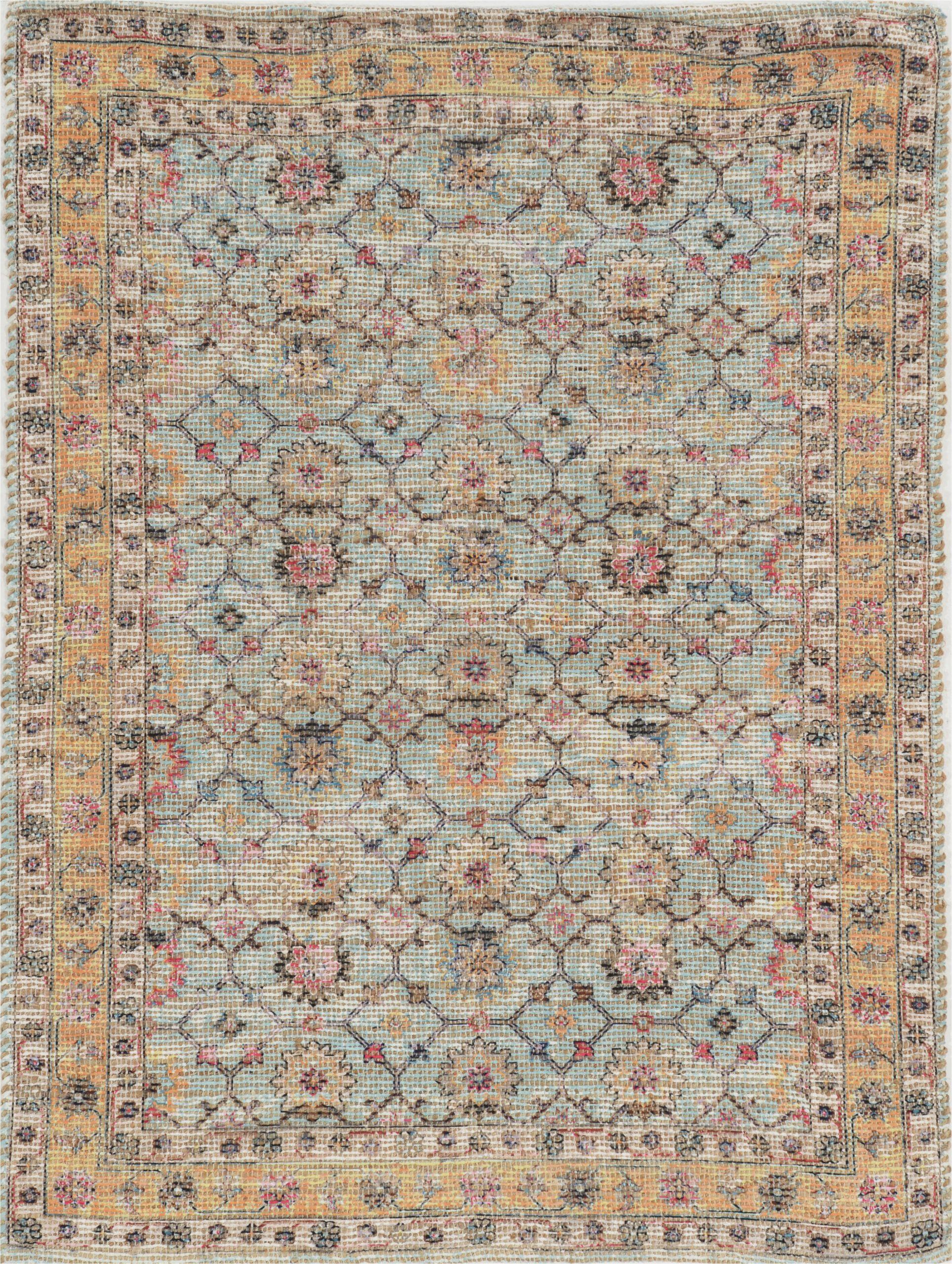 harker handwoven flatweave beigelight blueorange area rug j piid=