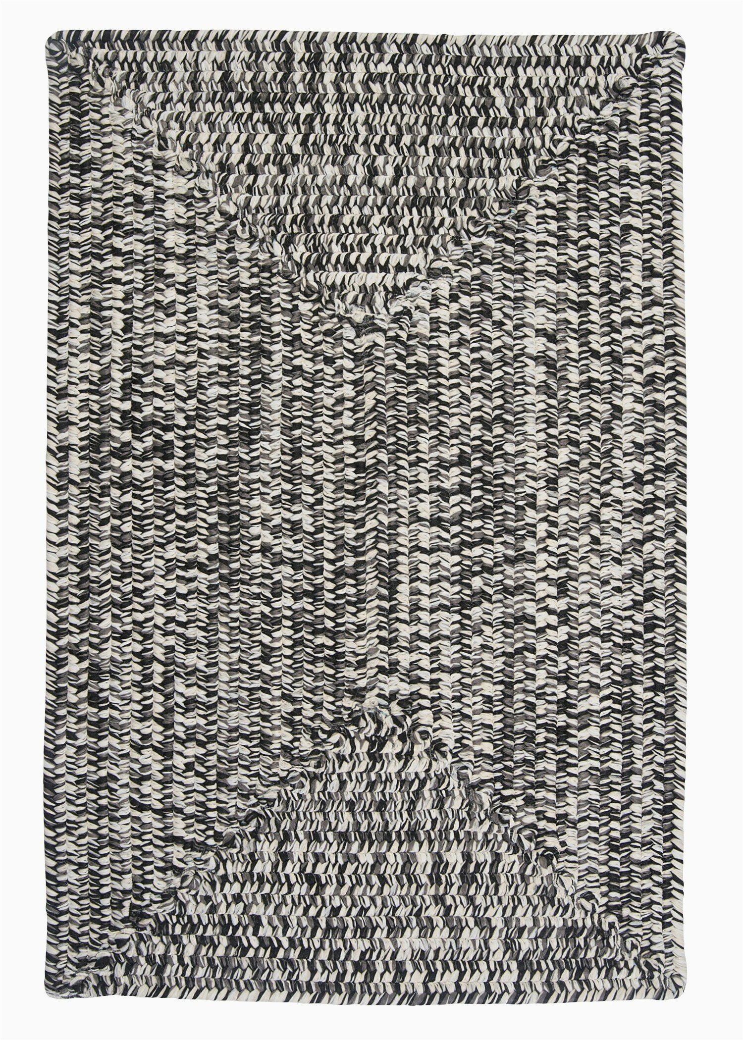 8 x 10 black white area rugs c a a