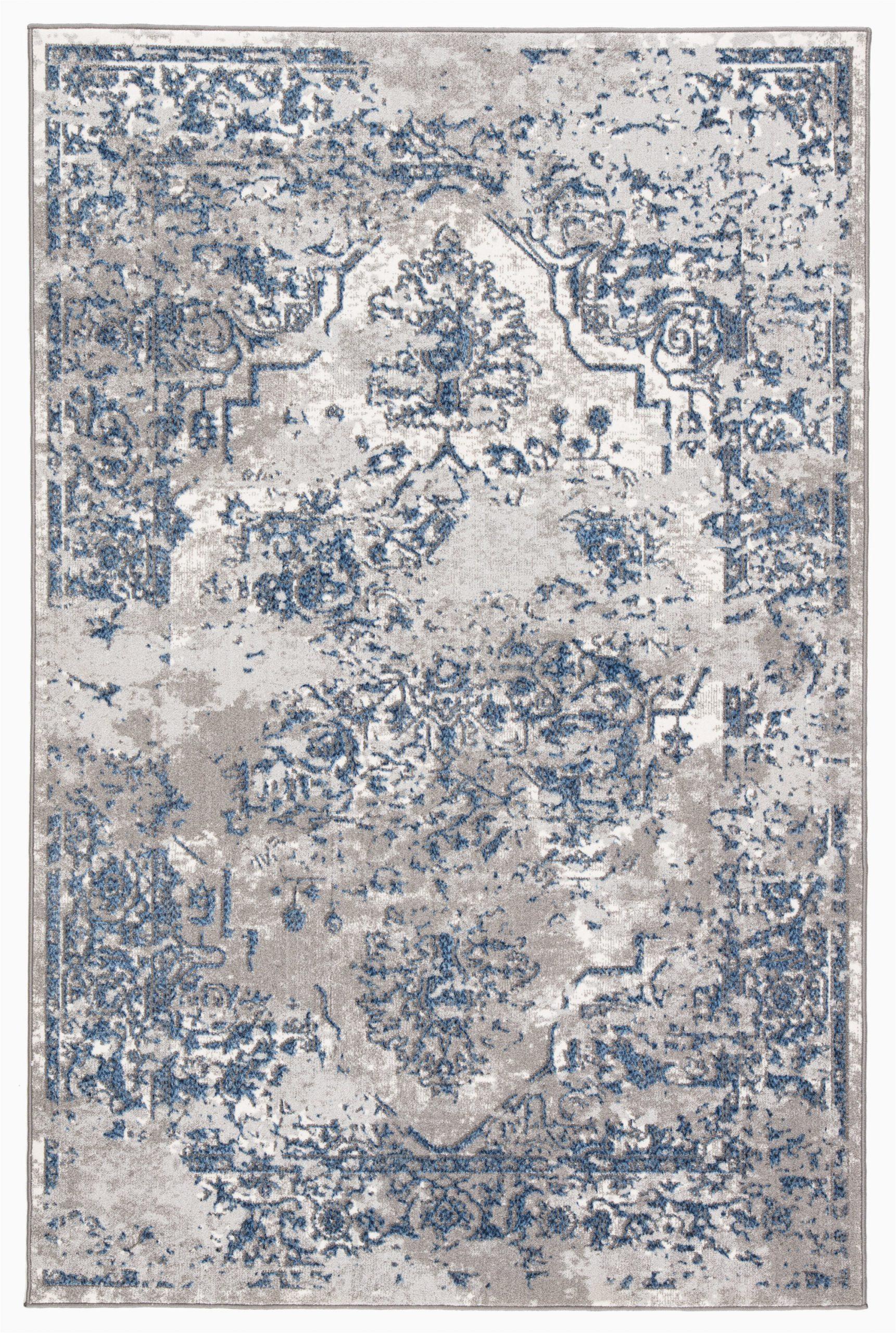 opheim medallion bluegray area rug