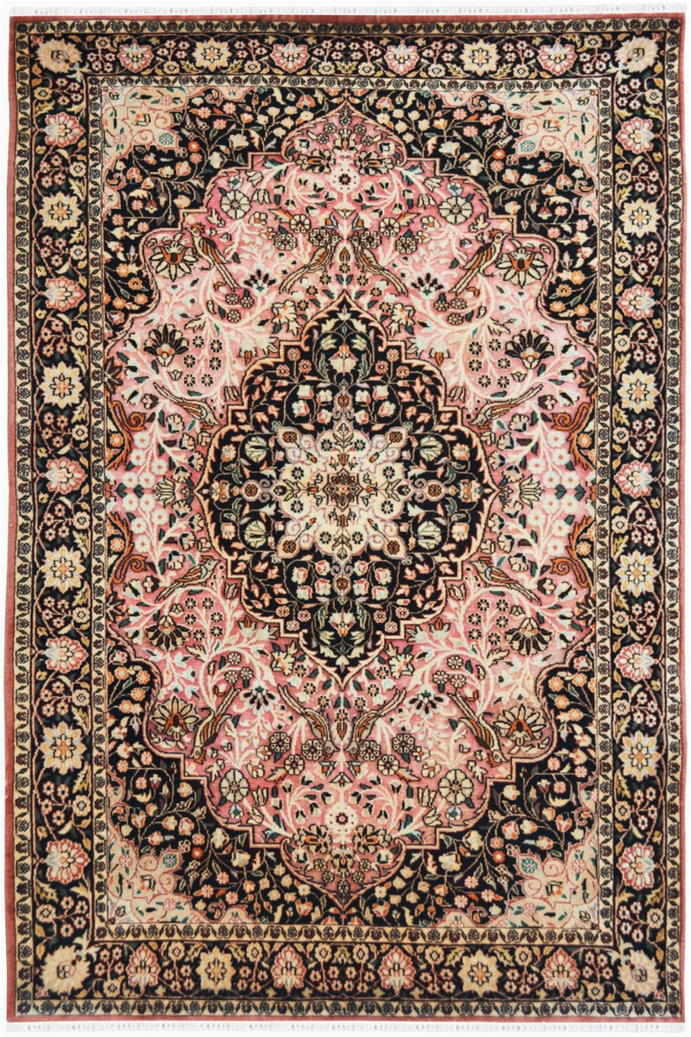 pink gumbh traditional rug0245
