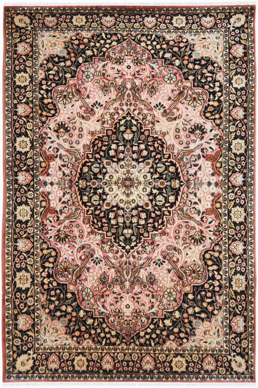 pink gumbh traditional rug0245