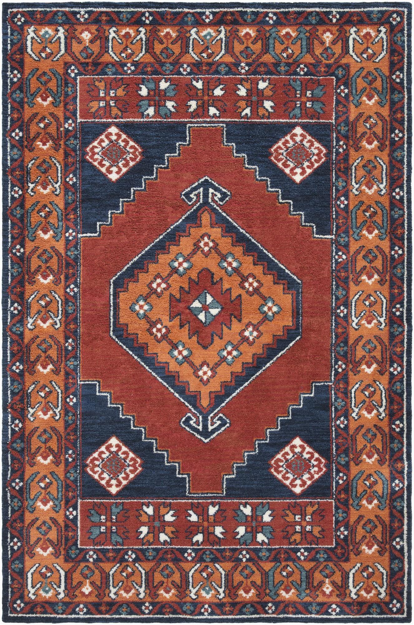 bloomsbury market robbins dark blueburnt orange area rug bbmt6790 piid=