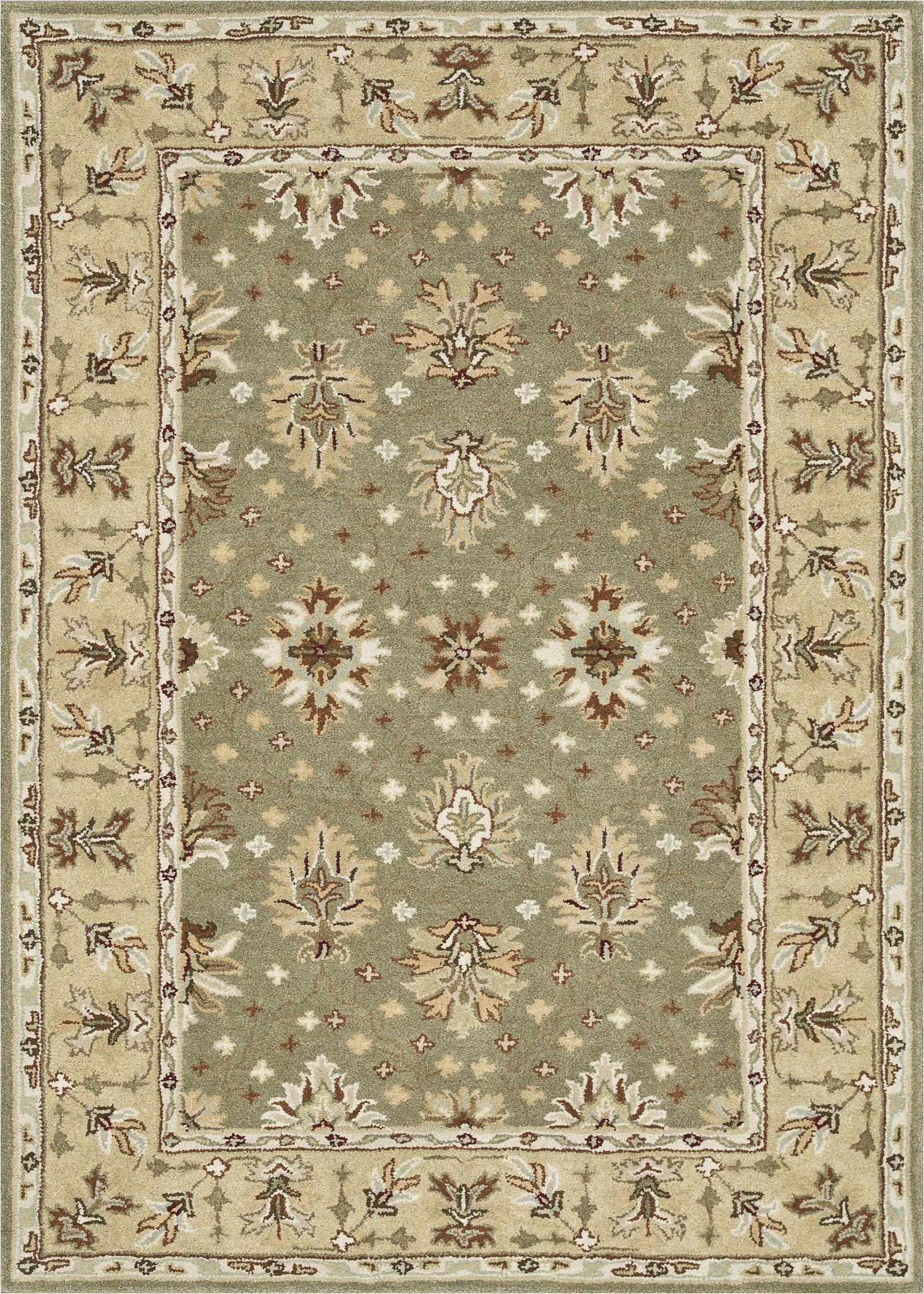 oi fairfield hff11 sage cream area rug