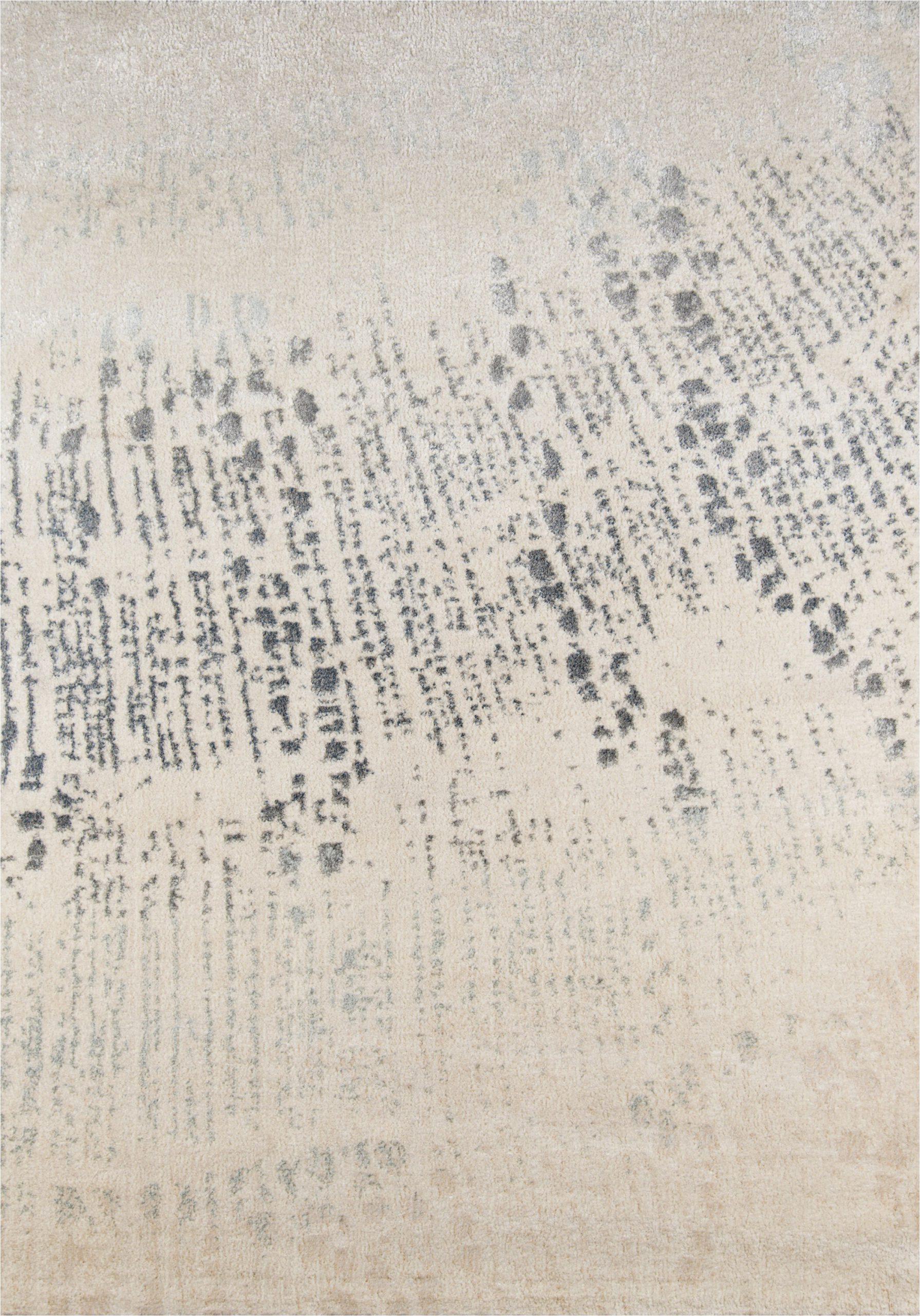 danny grayivory rug