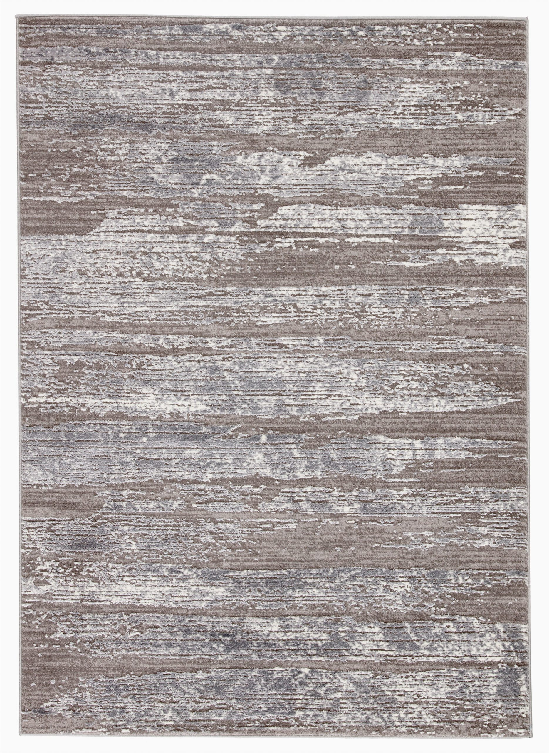 albina abstract browncream whitedark gray area rug