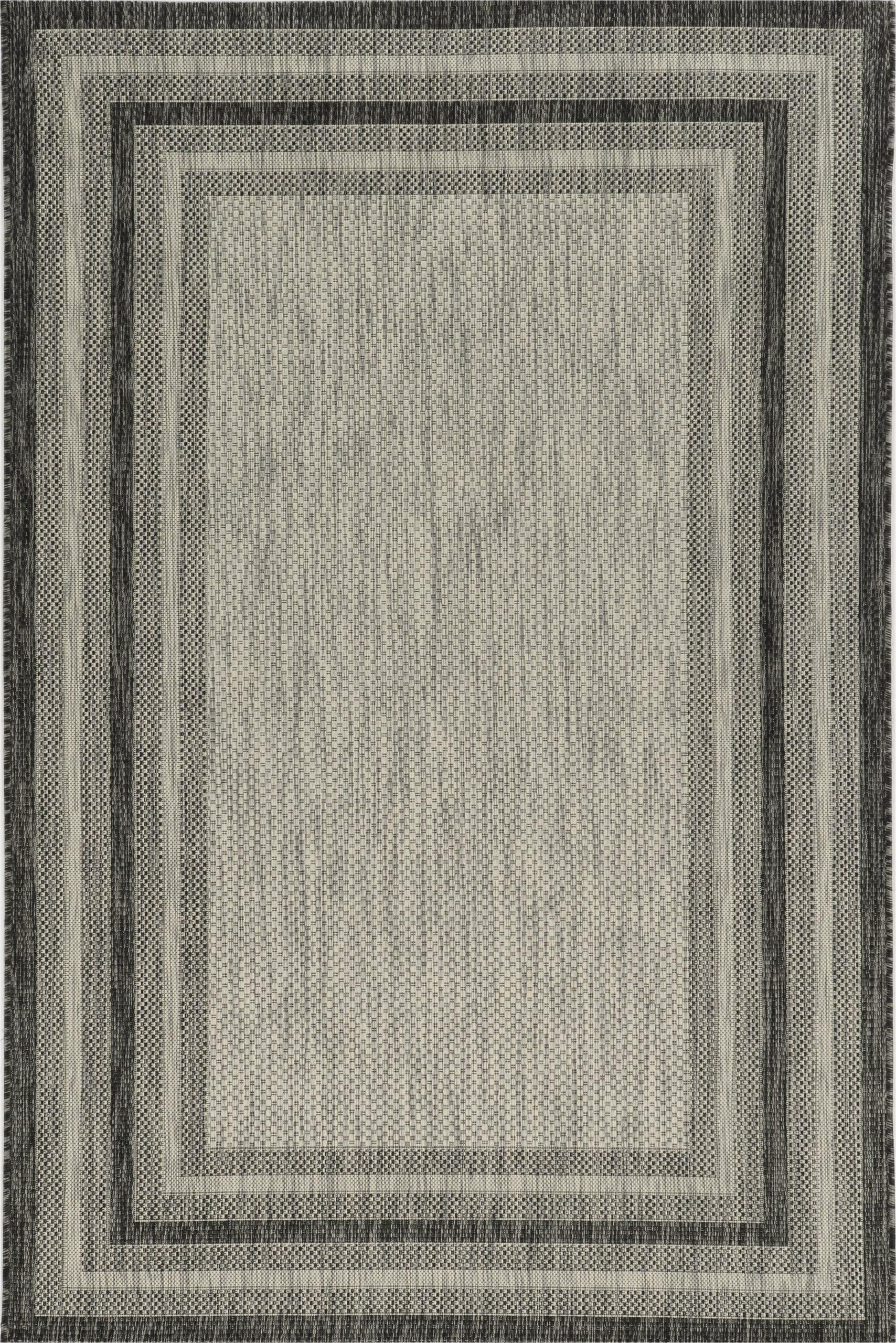 sol 72 outdoor dania gray indoor outdoor area rug w