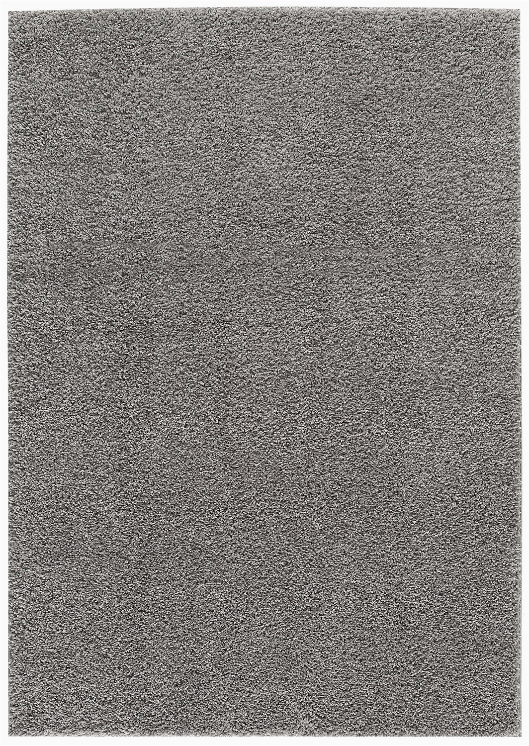 "Grey 5 X 7 area Rug Brooklyn Grey Shag area Rug 5 3"" X 7 5"""
