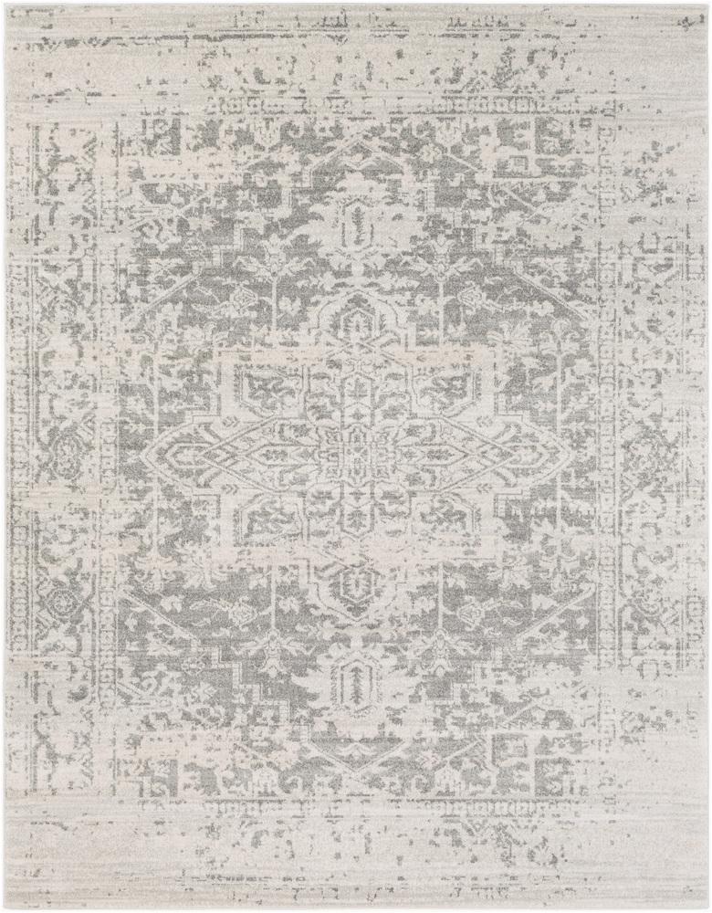 surya harput hap 1024 neutral grey area rug