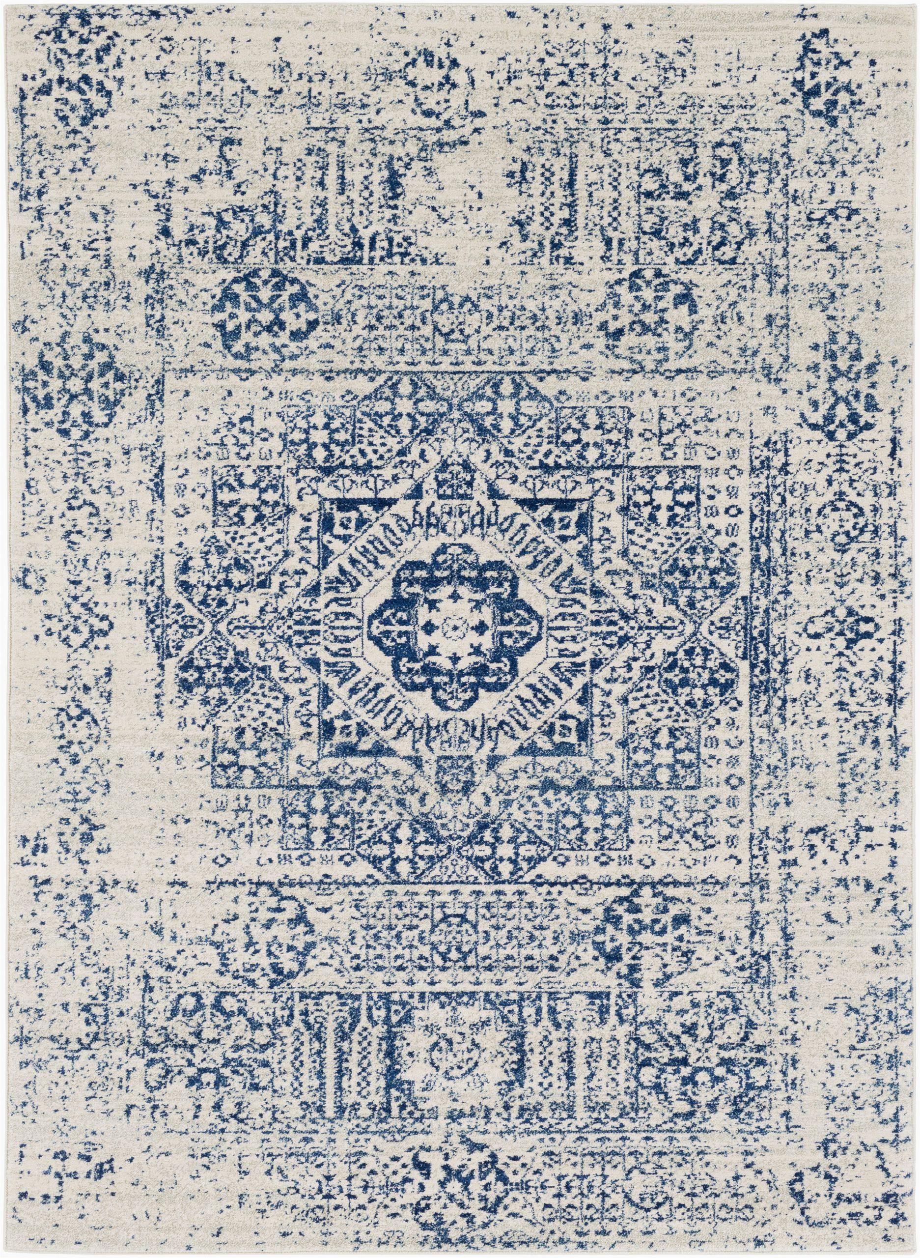 hillsby oriental jutesisal dark bluelight gray area rug