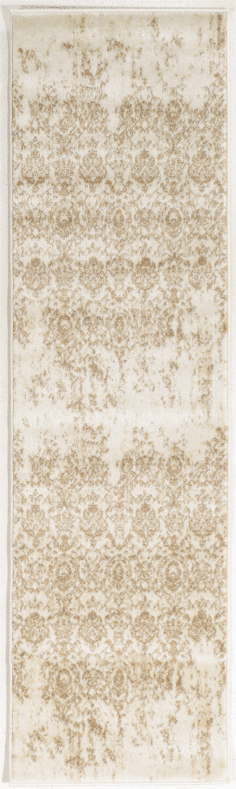 heer oriental ivorycream area rug