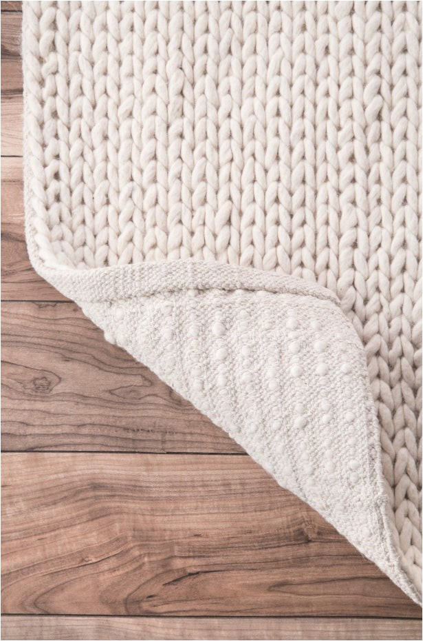 woven backing rugs for air flow