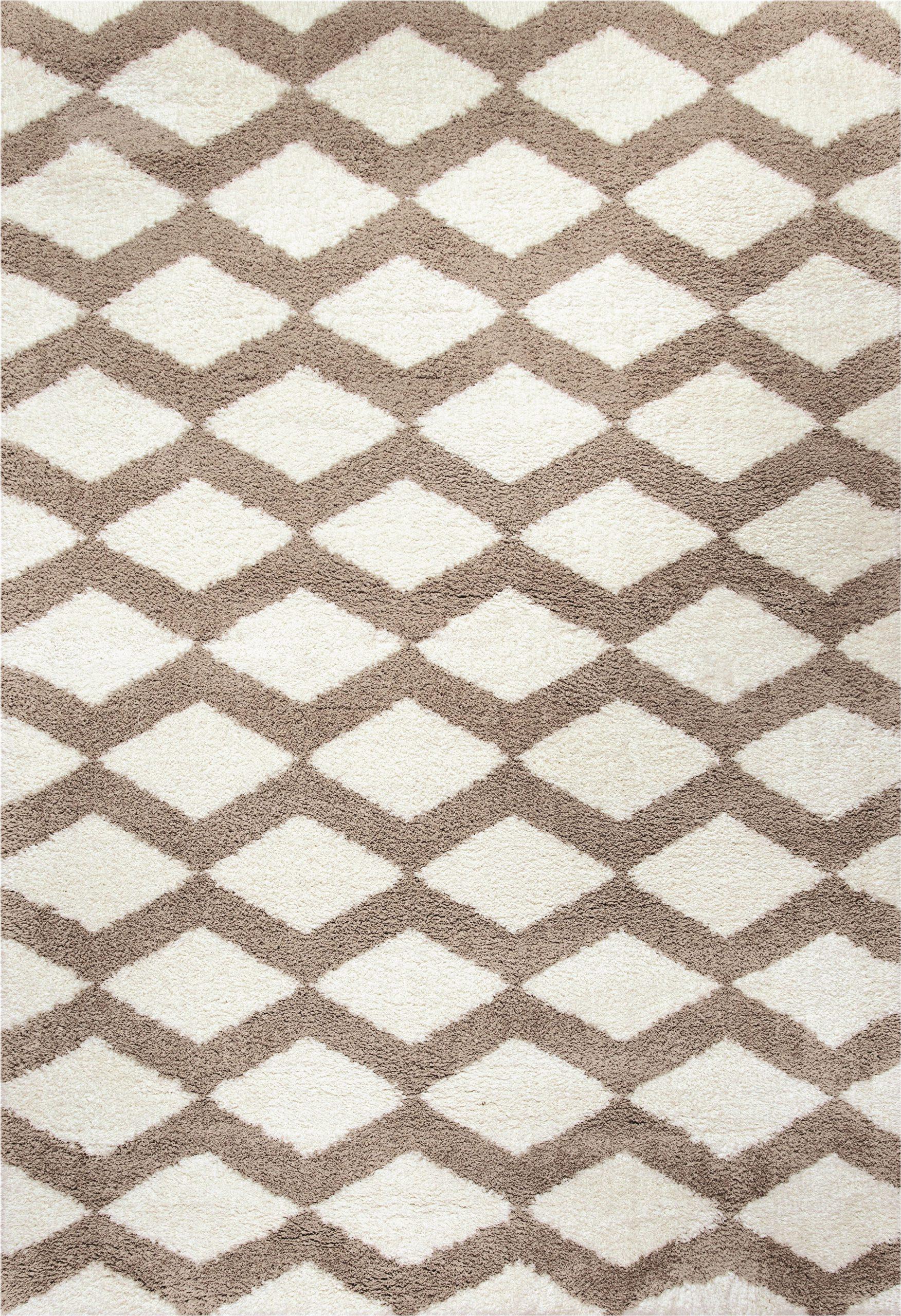 lowes whitebeige area rug