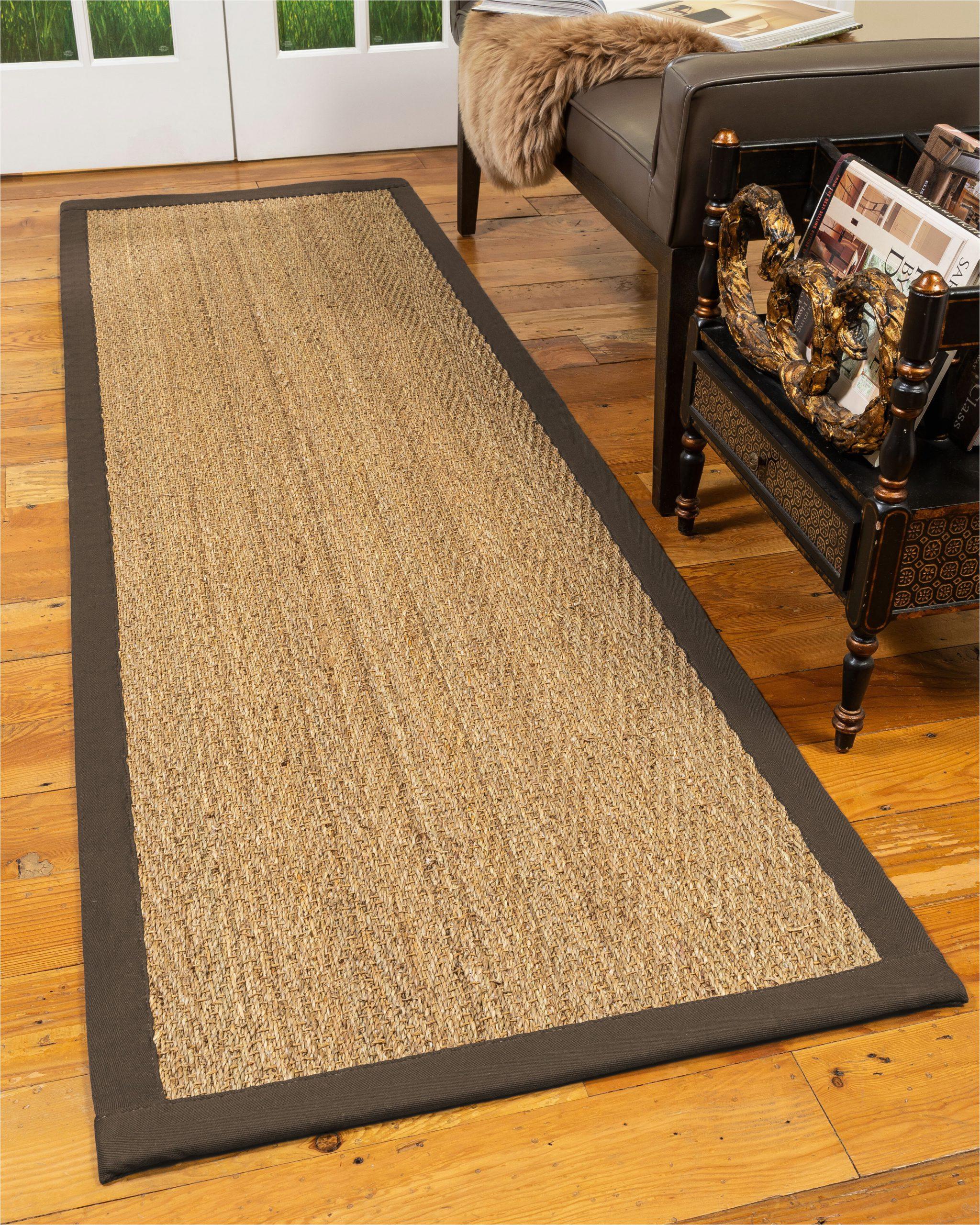 schiavone runner hand hooked beige area rug
