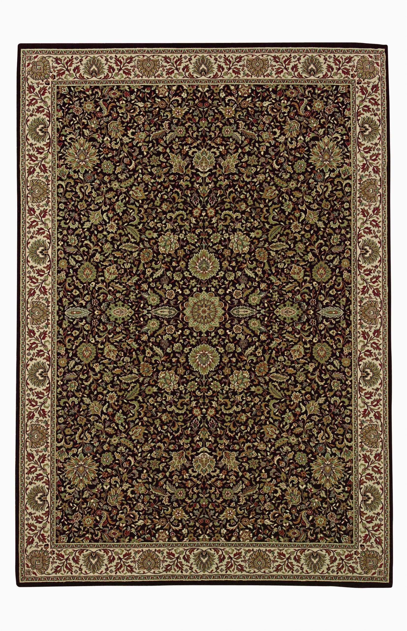 janna casual navybrowngreen rug
