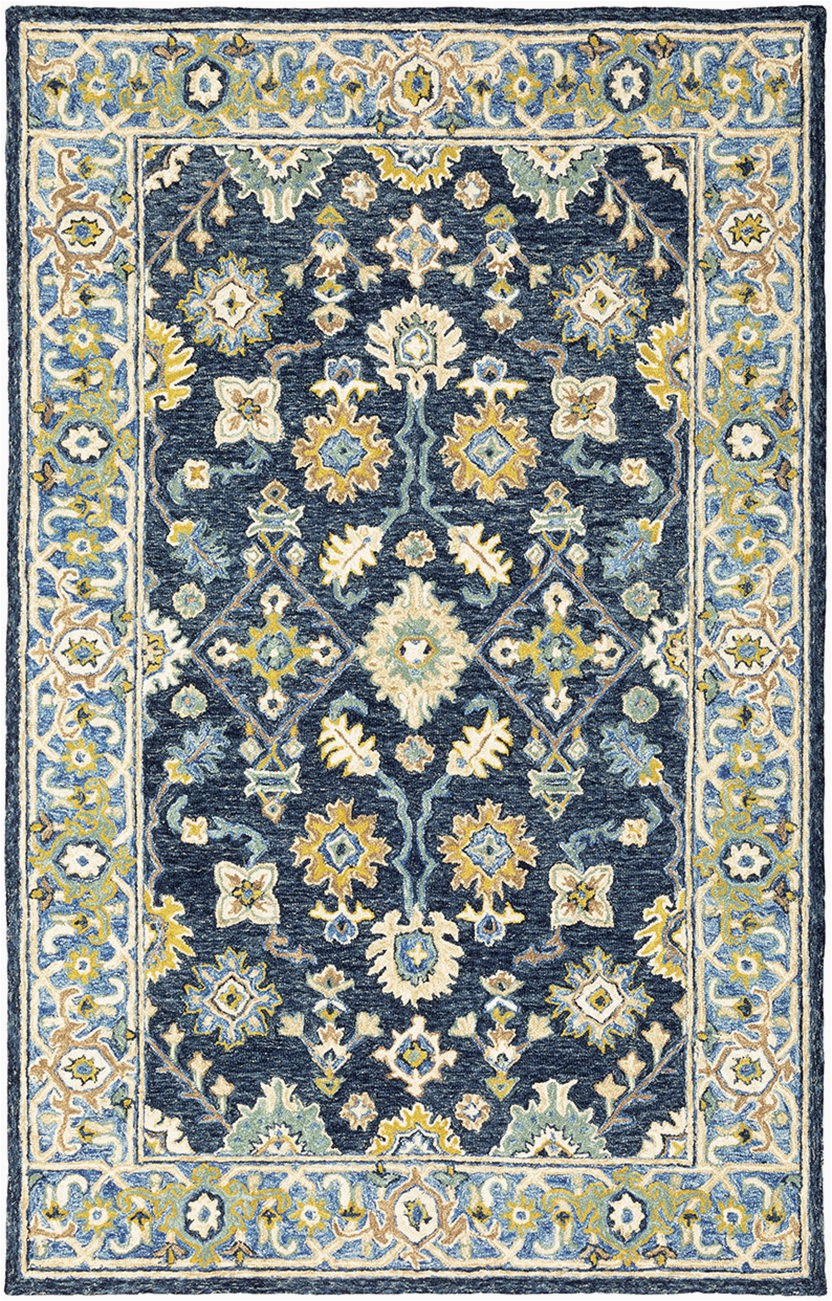 oriental weavers alfresco navy blue area rugx
