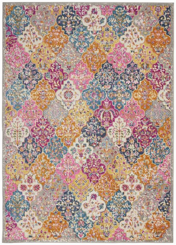 Nourison Passion Multicolor area Rug Nourison Passion Psn21 Multicolor area Rug