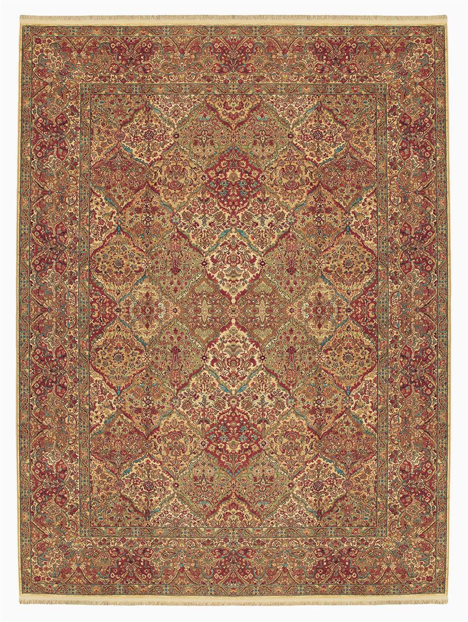 karastan rugs original karastan empress kirman multi 700 multi area rug