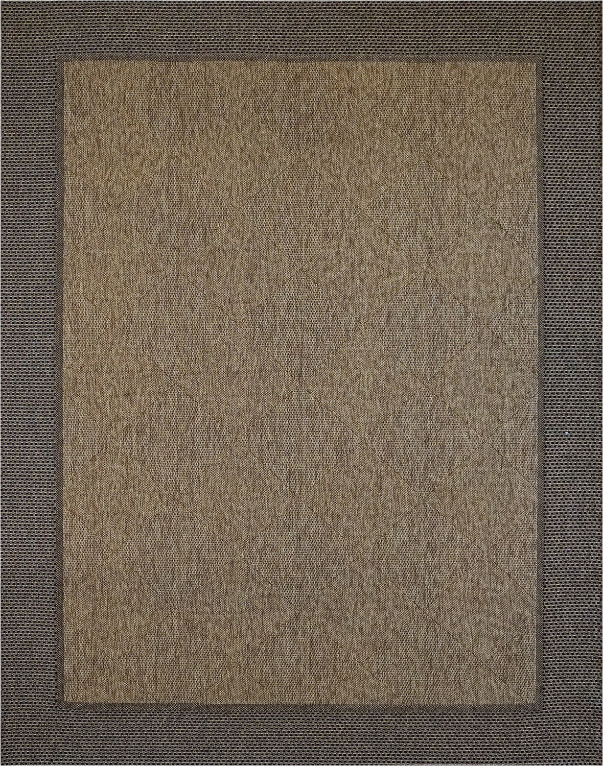 Outdoor 8 X 10 area Rugs Megalo Collection Chestnut Black Rug 8×10