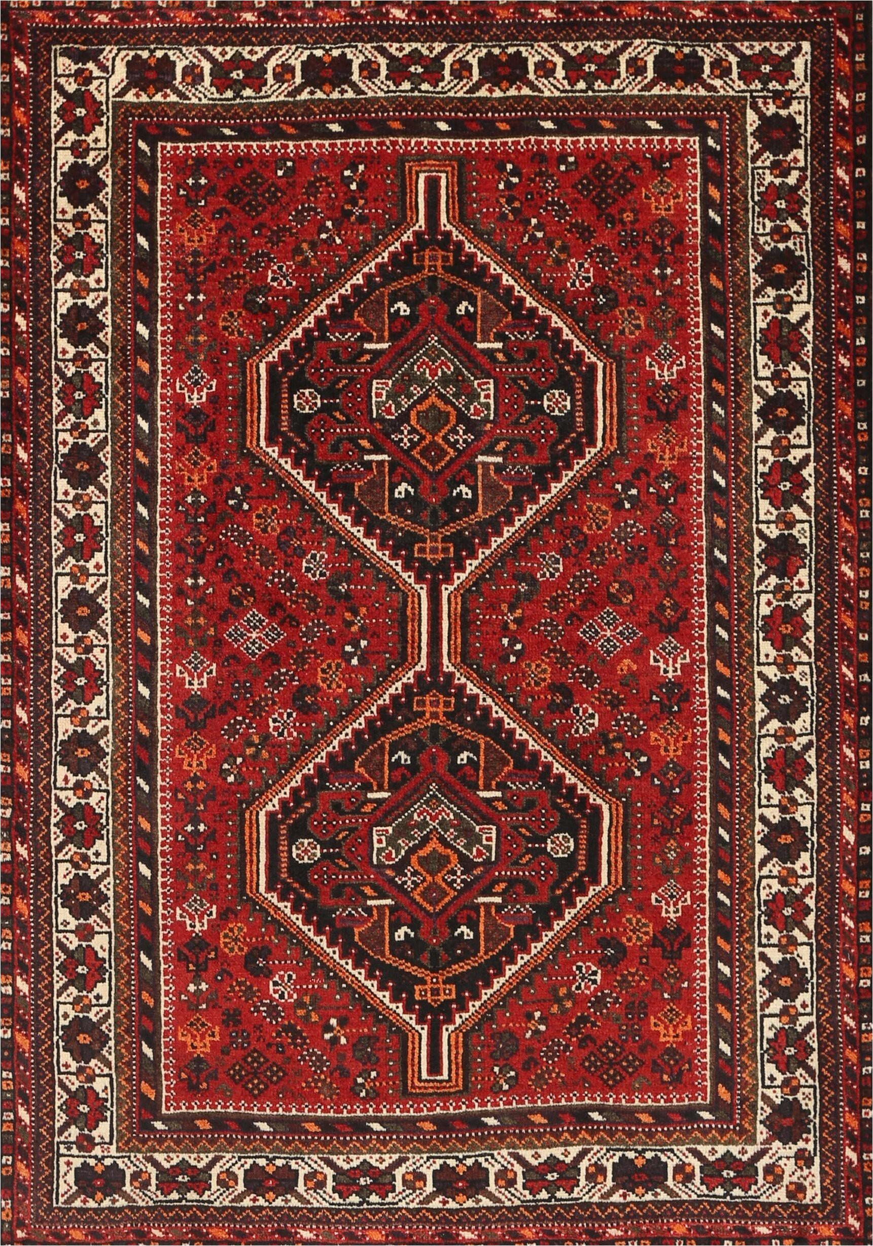 traditional redbeigeblack area rug