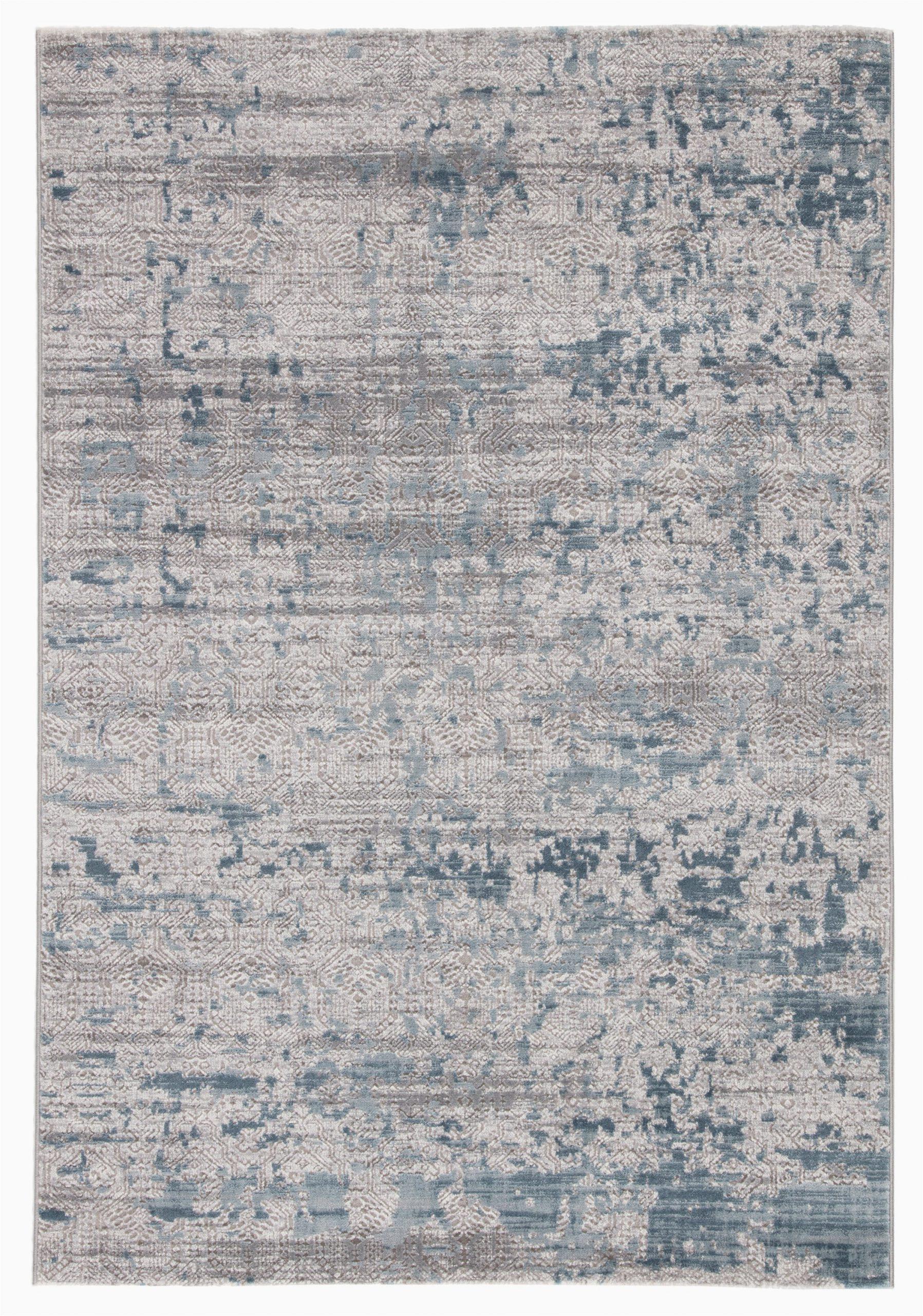 alvah medallion bluesilver area rug