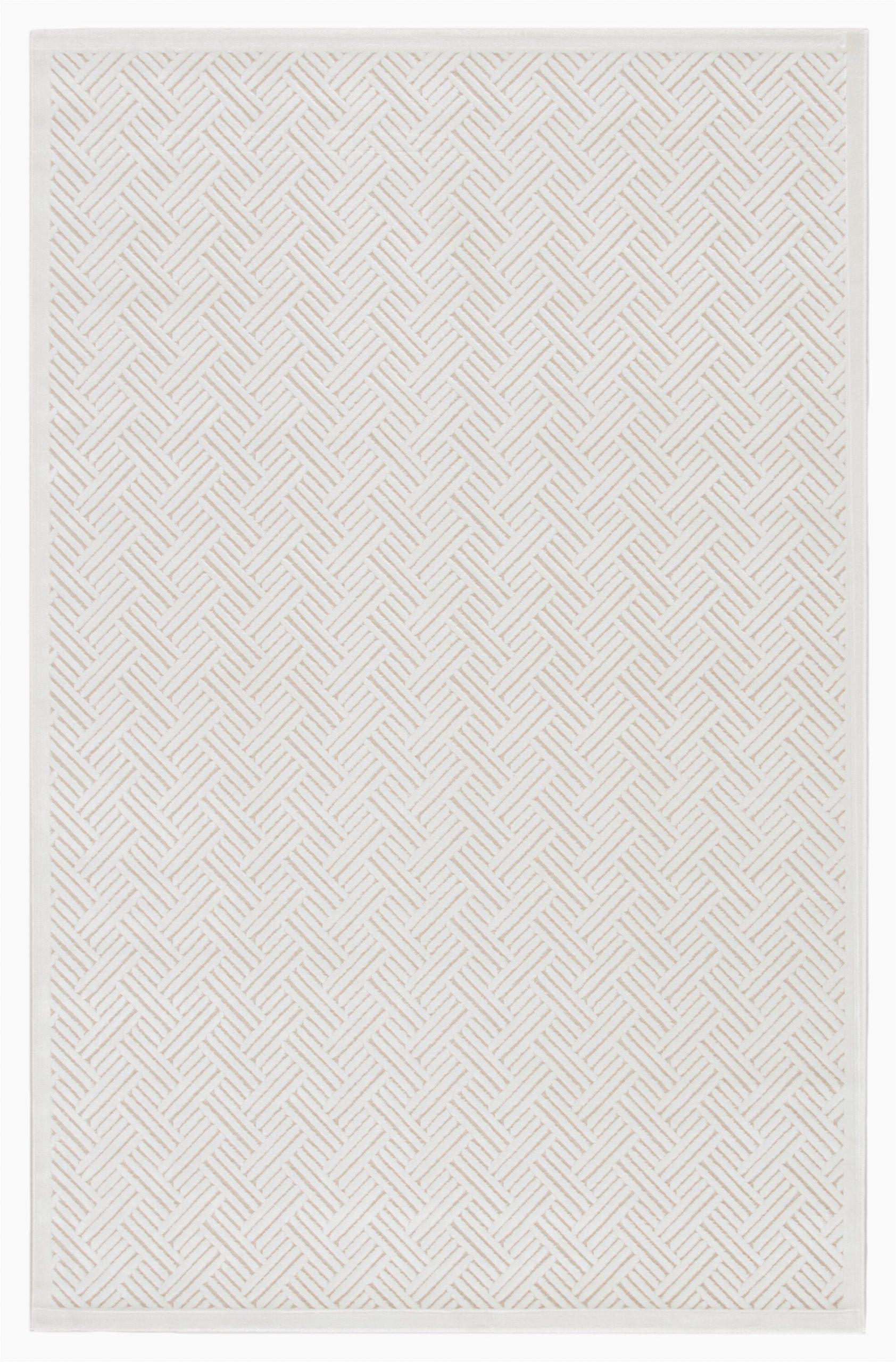killebrew herringbone bright white white sand area rug