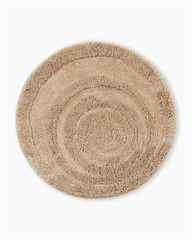 """24 Round Bath Rug 24"""" solid Microfiber Round Bath Rug"""