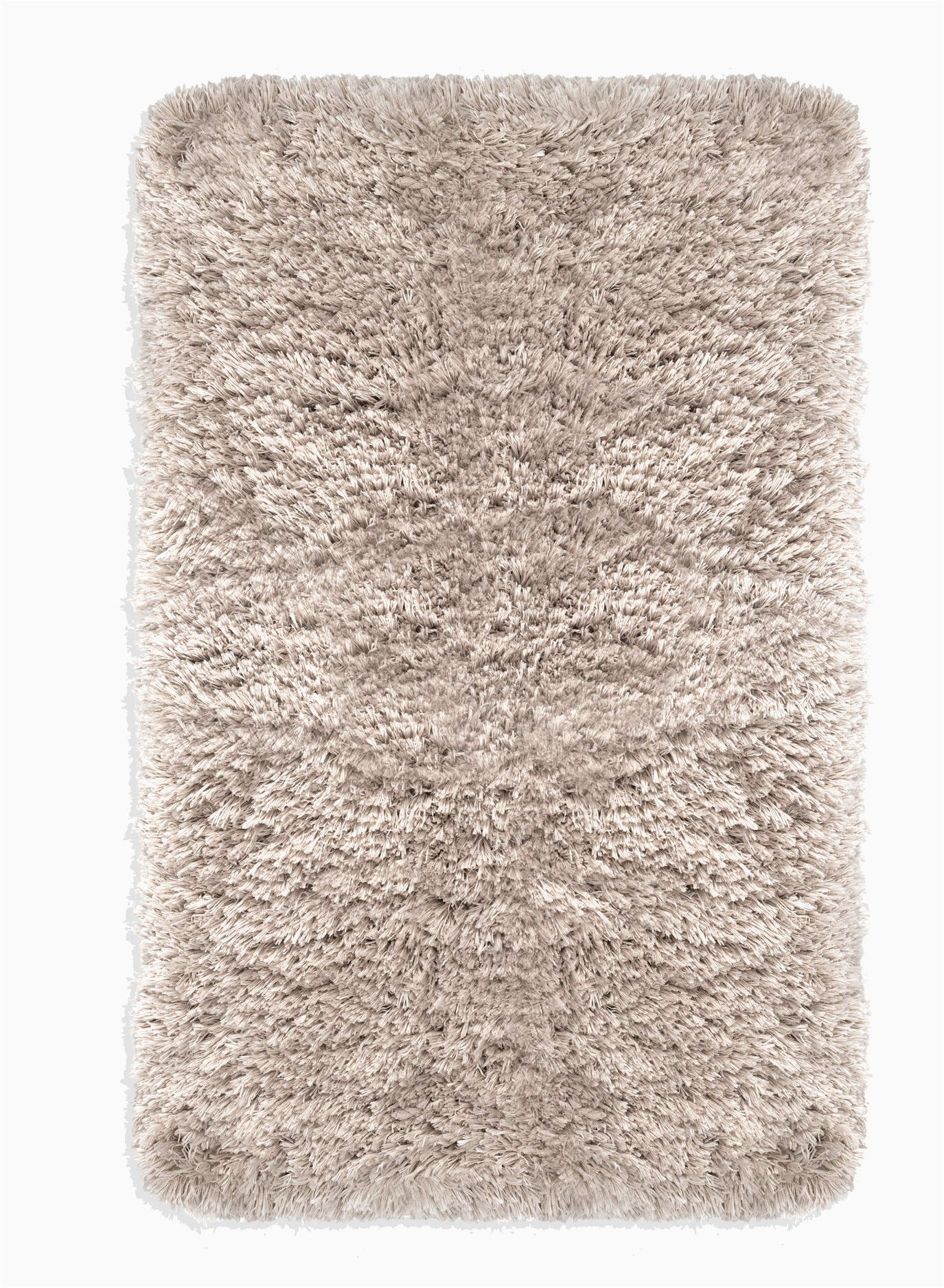 gerwalta rectangular polyester non slip solid bath rug
