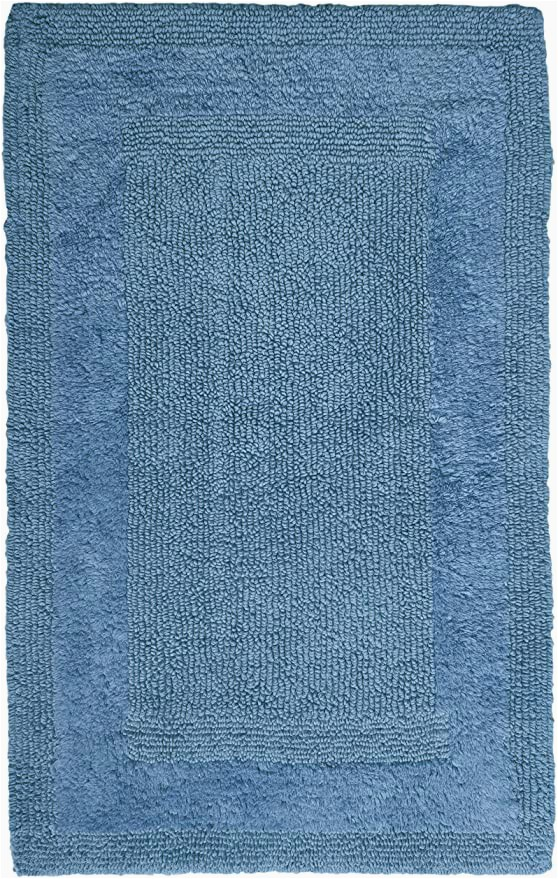 30 X 72 Bath Rug Amazon Pinzon Luxury Reversible Cotton Bath Mat 30 X