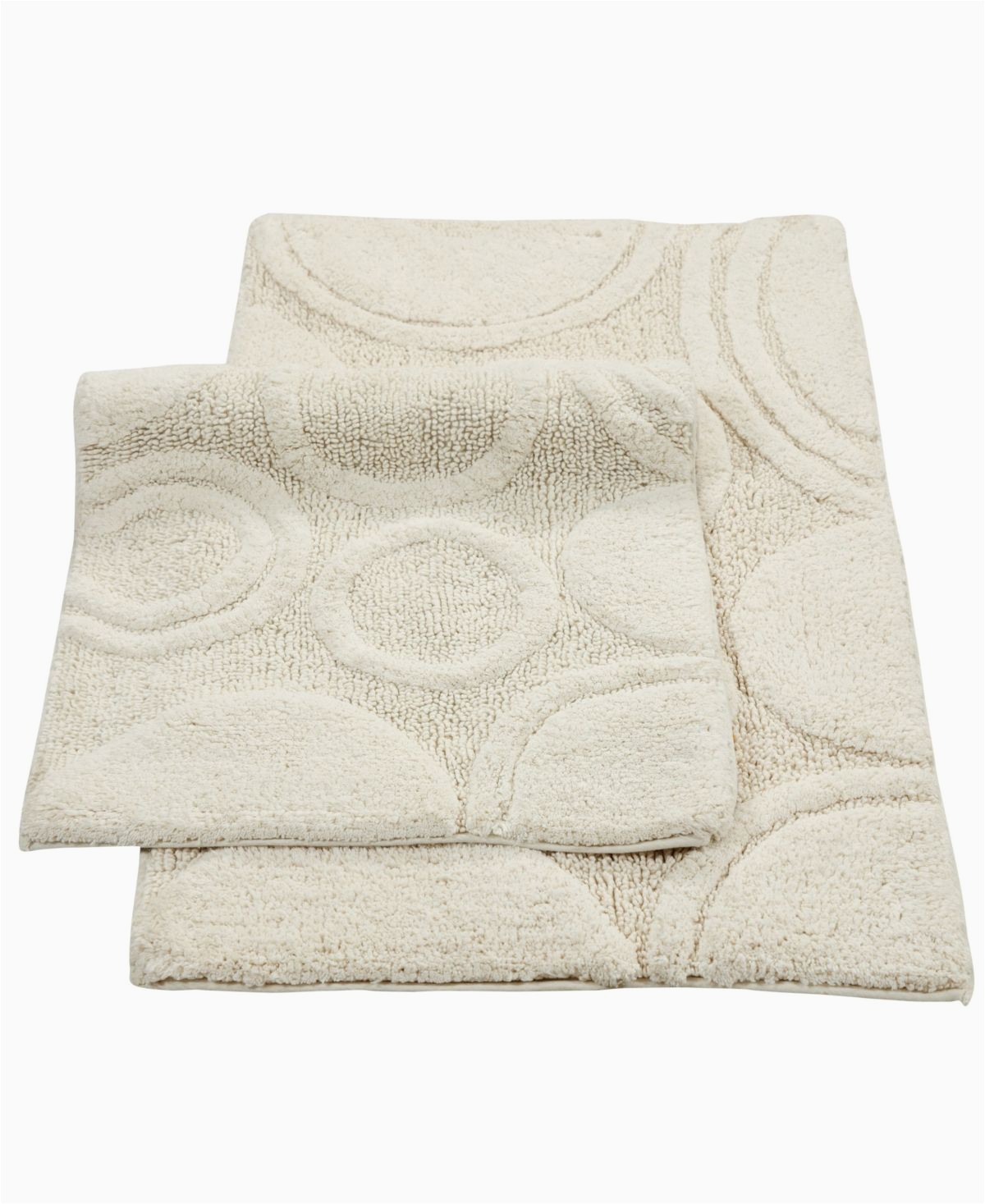 "40 X 24 Bath Rug Perthshire Platinum Collection orbit 17"" X 24"" and 24"" X 40"