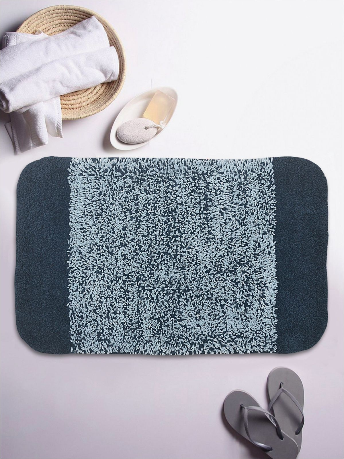 40 X 60 Bath Rug Bianca Single 40×60 Bath Mat Navy Buy Bianca Single 40×60