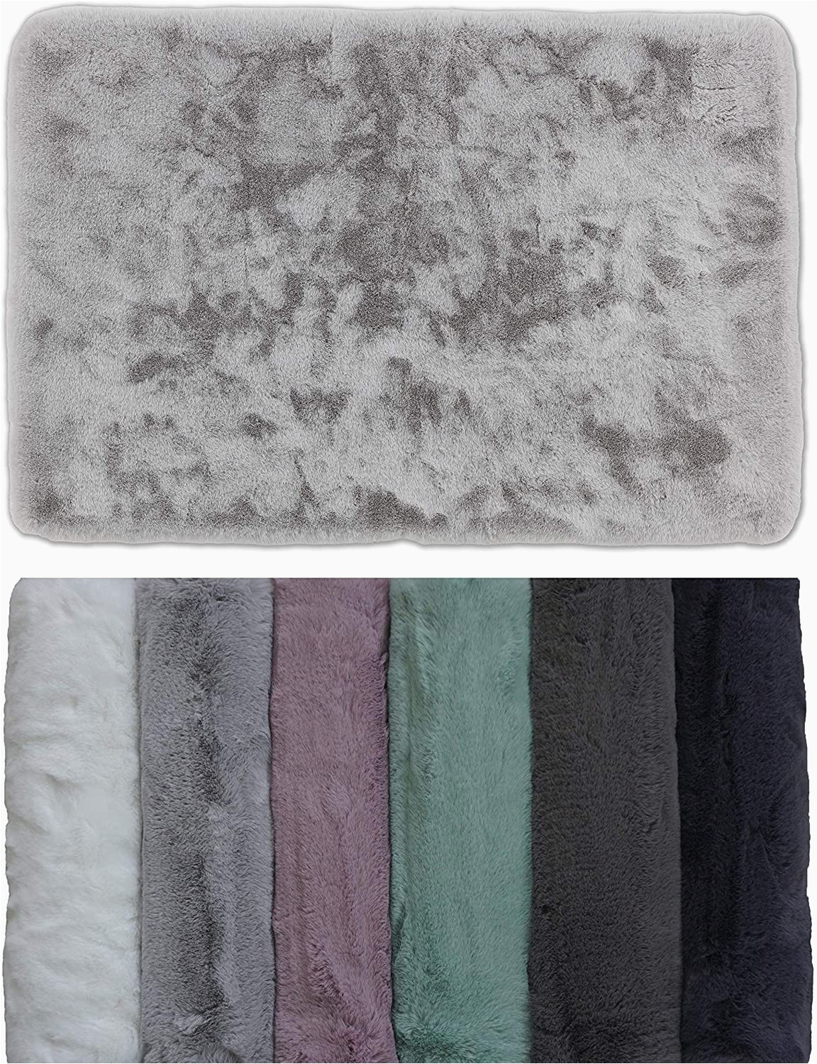 40 X 60 Bath Rug Schöner Wohnen Bathroom Rug Very Fluffy Bath Mat Washable